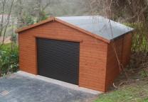 Garaże Drewniane Wiaty Samochodowe Ogrodosferapl