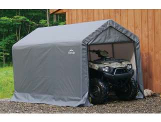 Namiot garażowy ShelterLogic 1,8 x 3 m szary