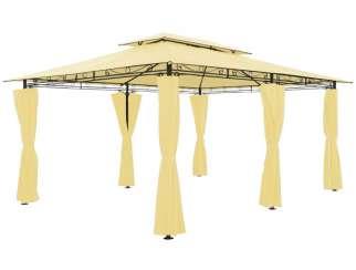 Pawilon ogrodowy Ibiza 3x4m kremowy