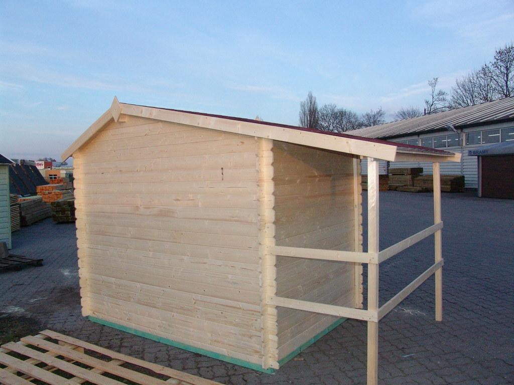 Domek drewniany dla dzieci promocja