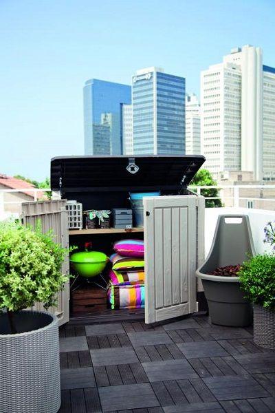 du a skrzynia schowek keter store it out midi. Black Bedroom Furniture Sets. Home Design Ideas