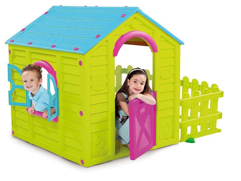 Domek Dla Dzieci Keter My Garden House Zielony