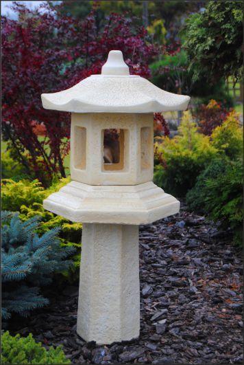 Lampa Ogrodowa Pagoda 3 Ogrodosferapl