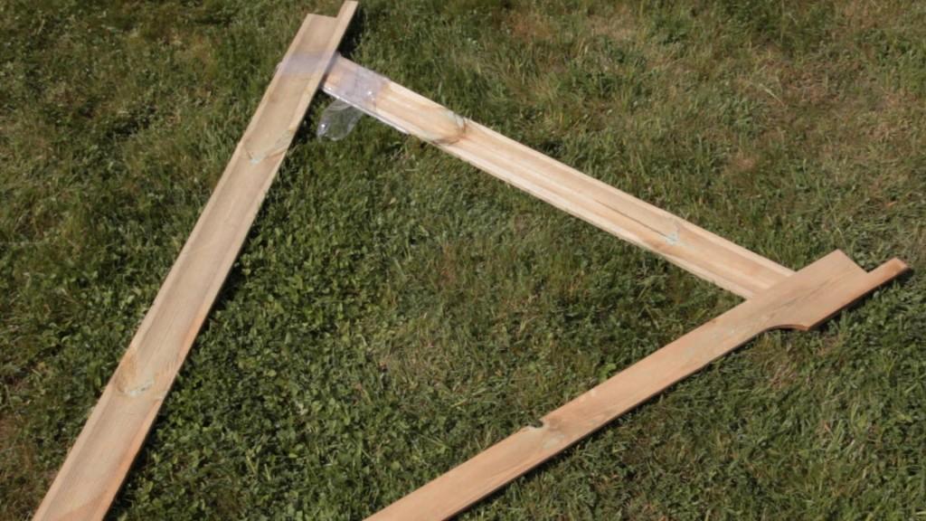 Montaż Drewnianej Altany Ogrodowej Krok Po Kroku