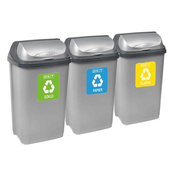 Jaki Pojemnik Na Segregację Odpadów Wybrać Do Małej Kuchni